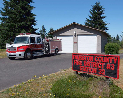 Lacey Fire Station 32 has been serving the community since 1978
