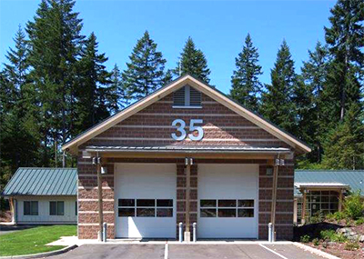 Lacey Fire Station 35